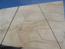 Fornitura lastre lucide 2 cm in marmo naturale DAINO REALE C-M2391. Dettaglio immagine fotografie