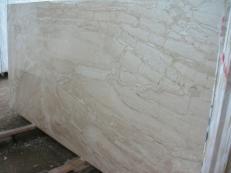Fornitura lastre lucide 2 cm in marmo naturale DAINO REALE SRCO521. Dettaglio immagine fotografie