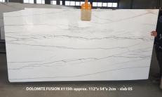 Fornitura lastre grezze lucide 2 cm in Dolomite naturale DOLOMITE FUSION 1150. Dettaglio immagine fotografie