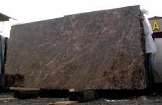 Fornitura lastre grezze lucide 2 cm in marmo naturale EMPERADOR OSCURO E-ED1032. Dettaglio immagine fotografie
