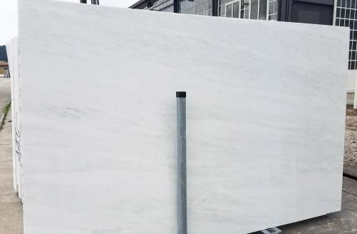 Fornitura lastre grezze segate 2 cm in marmo naturale ESTREMOZ BRANCO Z0127. Dettaglio immagine fotografie
