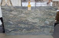 Fornitura lastre grezze lucide 2 cm in marmo naturale FUSION LIGHT AA U0248. Dettaglio immagine fotografie