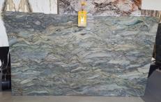 Fornitura lastre grezze lucide 0.79 cm in marmo naturale FUSION LIGHT AA U0248. Dettaglio immagine fotografie
