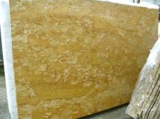Fornitura lastre lucide 2 cm in marmo naturale GIALLO REALE SRC25132. Dettaglio immagine fotografie
