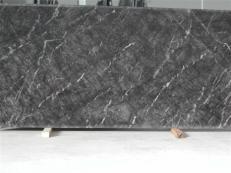 Fornitura lastre grezze lucide 2 cm in marmo naturale GRIGIO CARNICO SRC3412. Dettaglio immagine fotografie