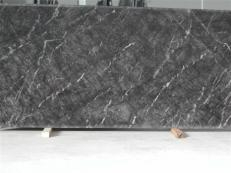 Fornitura lastre lucide 2 cm in marmo naturale GRIGIO CARNICO SRC3412. Dettaglio immagine fotografie