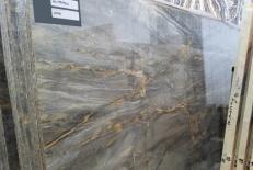 Fornitura lastre grezze lucide 2 cm in marmo naturale Grigio Siena U0110. Dettaglio immagine fotografie