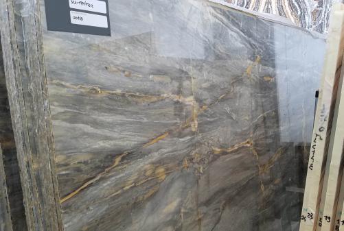 Fornitura lastre lucide 2 cm in marmo naturale Grigio Siena U0110. Dettaglio immagine fotografie