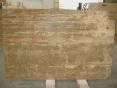 Fornitura lastre grezze levigate 2 cm in calcare naturale JERUSALEM MINK JS4847 J-07135. Dettaglio immagine fotografie