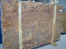 Fornitura lastre grezze lucide 2 cm in granito naturale JUPARANA FLORENCE CV2JUFL25. Dettaglio immagine fotografie