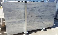 Fornitura lastre grezze lucide 2 cm in marmo naturale Manhattan Grey Z0586. Dettaglio immagine fotografie