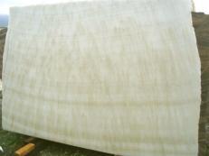 Fornitura lastre grezze lucide 2 cm in onice naturale ONICE FEATHER EDM25129. Dettaglio immagine fotografie