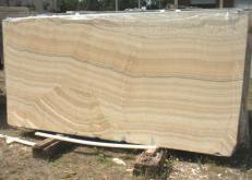 Fornitura lastre grezze lucide 2 cm in onice naturale ONYX ARCOBALENO E_H463. Dettaglio immagine fotografie