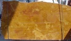 Fornitura lastre grezze lucide 2 cm in onice naturale ONYX GOLD E-OG14641. Dettaglio immagine fotografie