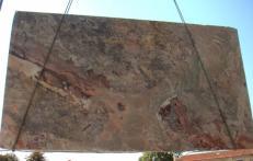 Fornitura lastre grezze lucide 2 cm in marmo naturale OPERA FANTASTICO. Dettaglio immagine fotografie