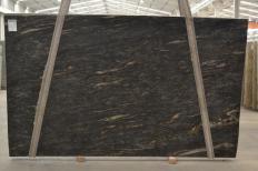 Fornitura lastre grezze levigate 3 cm in granito naturale orion BQ26664. Dettaglio immagine fotografie