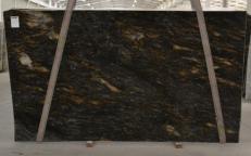 Fornitura lastre grezze lucide 2 cm in granito naturale ORION BQ02089. Dettaglio immagine fotografie