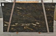 Fornitura lastre grezze lucide 3 cm in granito naturale ORION BQ02296. Dettaglio immagine fotografie