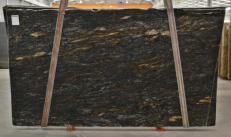 Fornitura lastre grezze lucide 3 cm in granito naturale ORION BQO2296. Dettaglio immagine fotografie