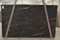 Fornitura lastre levigate 3 cm in granito naturale orion Q02425. Dettaglio immagine fotografie