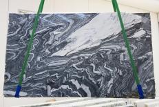 Fornitura lastre grezze lucide 2 cm in marmo naturale Ovulato 1221. Dettaglio immagine fotografie