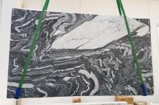 Fornitura lastre lucide 2 cm in marmo naturale Ovulato 1221. Dettaglio immagine fotografie