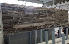 Fornitura lastre grezze lucide 2 cm in marmo naturale PALISSANDRO BRONZO VENATO Z0164. Dettaglio immagine fotografie