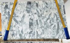 Fornitura lastre grezze lucide 2 cm in marmo naturale PANDA AA T0149. Dettaglio immagine fotografie