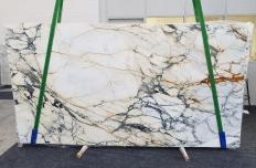 Fornitura lastre grezze lucide 2 cm in marmo naturale PAONAZZO 1276. Dettaglio immagine fotografie