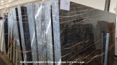 Fornitura lastre grezze lucide 2 cm in marmo naturale PORT SAINT LAURENT T0160. Dettaglio immagine fotografie
