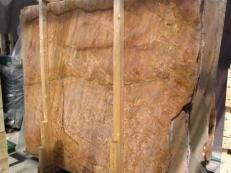 Fornitura lastre grezze lucide 2 cm in marmo naturale ROSSO DAMASCO SRC25110. Dettaglio immagine fotografie