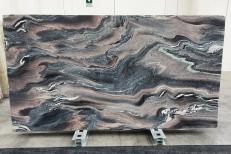 Fornitura lastre grezze lucide 2 cm in marmo naturale ROSSO LUANA 1208. Dettaglio immagine fotografie