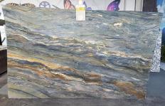 Fornitura lastre grezze lucide 2 cm in granito naturale SANTORINI Z0012. Dettaglio immagine fotografie