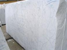 Fornitura lastre grezze lucide 2 cm in marmo naturale STATUARIETTO EDM25102. Dettaglio immagine fotografie