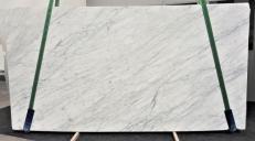 Fornitura lastre grezze lucide 2 cm in marmo naturale STATUARIETTO GL 987. Dettaglio immagine fotografie