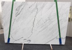 Fornitura lastre grezze lucide 2 cm in marmo naturale STATUARIETTO GL 992. Dettaglio immagine fotografie