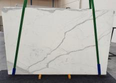 Fornitura lastre grezze segate 2 cm in marmo naturale STATUARIO EXTRA 1273. Dettaglio immagine fotografie