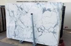 Fornitura lastre grezze lucide 2 cm in marmo naturale STATUARIO LV0134. Dettaglio immagine fotografie
