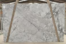 Fornitura lastre grezze lucide 3 cm in Dolomite naturale SUPER WHITE 2481. Dettaglio immagine fotografie