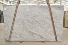 Fornitura lastre grezze lucide 2 cm in Dolomite naturale SUPER WHITE BQ02360. Dettaglio immagine fotografie