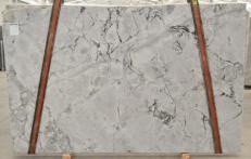 Fornitura lastre grezze lucide 3 cm in Dolomite naturale SUPER WHITE BQ02363. Dettaglio immagine fotografie