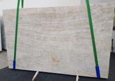 Fornitura lastre grezze levigate 2 cm in quarzite naturale TAJ MAHAL 1164. Dettaglio immagine fotografie