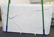 STATUARIETTO polished slabs 1290 , Slab #44 natural marble