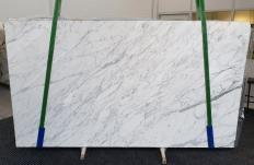CALACATTA CARRARA Fourniture (Italie) d' dalles brillantes en marbre naturel 1295 , Slab #06
