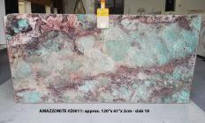 AMAZZONITE Supply (Italy) polished slabs Z0011 , Slab #18 natural semi precious stone