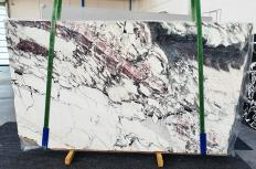 BRECCIA CAPRAIA Fornitura (Italia) di lastre grezze lucide in marmo naturale 1283 , Slab #02
