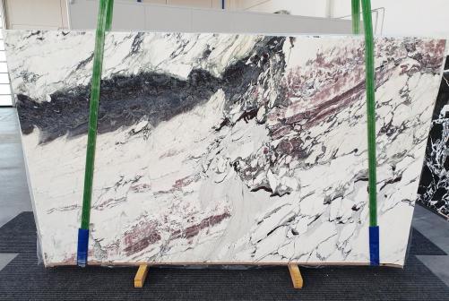 BRECCIA CAPRAIA Fornitura (Italia) di lastre grezze lucide in marmo naturale 1283 , Slab #25