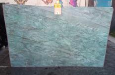 EMERALD GREEN Supply (Italy) polished slabs Z0209 , Slab #09 natural quartzite