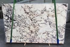 CALACATTA VIOLA Fourniture (Italie) d' dalles brillantes en marbre naturel 1291 , Slab #01-3