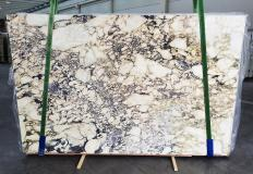 CALACATTA VIOLA Fourniture (Italie) d' dalles brillantes en marbre naturel 1291 , Slab #51